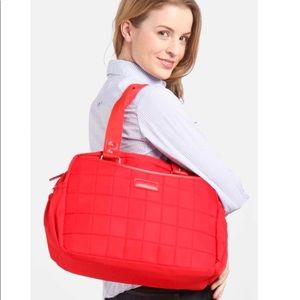 NWT Stella Kim 'Leslie' quilted diaper bag